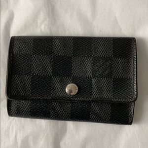 Louis Vuitton Damier 6 Key Holder Case